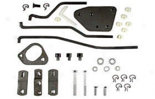 1974-1981 Chevrolet Camaro Shifter Inauguration Kit Hurst Chevrolet Shiffer Installation Kit 3738609 74 75 76 77 78 79 80 81