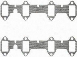 1975-1976 Ford F-150 Exhaust Manifold Gasket Felpro Ford Exhaust Manfold Gasket Ms9812 75 76