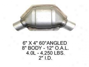 1975-1980 Saab 99 Catalytic Converter Eastern Saab Catalytic Converter 70362 75 76 77 78 79 80