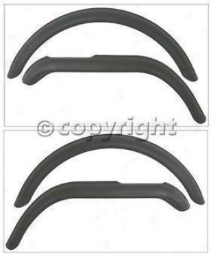 1976-1986 Jeep Cj7 Fender Flares Replacement Jeep Fender Flares J224105 76 77 78 79 80 81 82 83 84 85 86