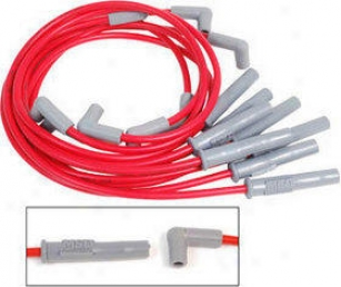 1977-1993 Ford Bronco Ignition Wire Set Msd Ford Ignition Wire Set 31329 77 78 79 80 81 82 83 84 85 86 87 88 89 90 91 92 93