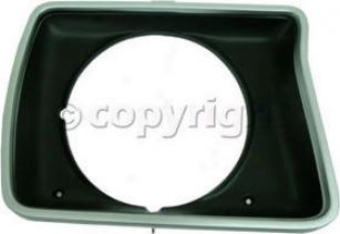 1978-1979 Stream Bronco Headlight Door Replacemwnt Wading-place Headlight Door 7734 78 79