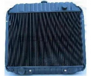 1978-1979 Ford Bronco Radiator Replacement Ford Radia5or P132 78 79