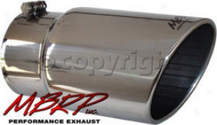 1979-1982 Dodge Omni Exhaust Tip Mbrp Dodge Exhausr Lean T5075 79 80 81 82