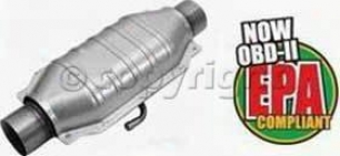 1980-1981 Chrysler Lebwron Catalytic Converter Magnaflow Chrysler Catalytic Converter 93515 80 81