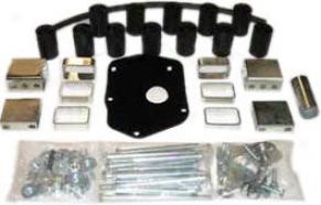 1980-1982 Nissan 720 Body Lift Kit Perf Accessories Nissan Body Lift Kit 2023 80 81 82