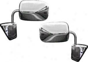 1980-1986 Chevrolet C10 Mirror Cipa Chevrolet Mirror 10000 80 81 82 83 84 85 86