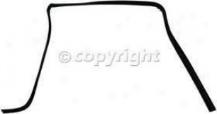 1980-1996 Ford Bronco Door Glass Enclose Precision Parts Ford Door Glass Seal Grb 2110 80 80 81 82 83 84 85 86 87 88 89 90 91 92 93 94 95 96