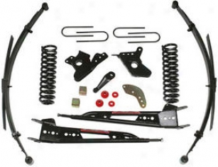 1980-1996 Ford F-150 Suspension Lift Kit Skyjacker Ford Suspension Lift Kit 284pks-a 80 81 82 83 84 85 86 87 88 89 90 91 92 93 94 95 96