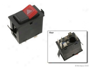 1981-1983 Volkswagen Vanagon Hazard Flasher Switch Vemo Volkswagen Hazard Flasher Switch W0133-1634043 81 82 83