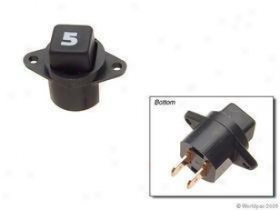 1981-1984 Volvo 242 Overdrive Switch Scan-tech Volvo Overdrive Switch W0133-1623882 81 82 83 84