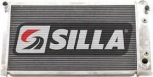 1981-1986 Chevrolet C10 Radiator Silla Chevrolet Radiator 0840aa 81 82 83 84 85 86