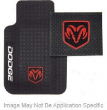 1981-1989 Dodge Aries Floor Mats Logo Products Dodge Floor Mats 1098 81 82 83 84 85 86 87 88 89