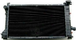 1981-1990 For dEscort Radiator Replacement Ford Radiator P880 81 82 83 84 85 86 87 88 89 90