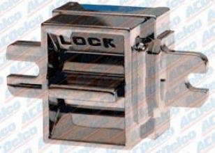 1982-1986 Buick Riviera Door Lock Switch Ac Delco Buick Door Lock Switch D1479d 82 83 84 85 86