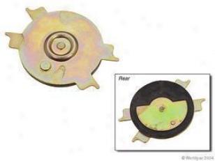 1982-1987 Jaguar Vanden Plas Fuel Door Oes Genuine Jaguar Fuel Door W0133-1619983 82 83 84 85 86 87