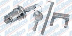 1983-1993 Cbevrolet S10 Blazer Rear Hatch Latch Ac Delco Chevrolet Rear Hatch Latch D1458f 83 84 85 86 87 88 89 90 91 92 93