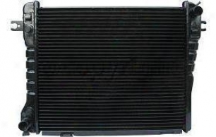 1984-1987 Bmw 325e Radiator Re-establishment Bmw Radiator P825 84 85 86 87