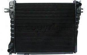 1984-1987 Bmw 325e Radiator Re-establishment Bmw Radiator P825 84 85 86 87