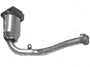 1984-1987 Honda Civic Catalytiic Converer Catco Hondz Catalytic Converter 4171 84 85 86 87
