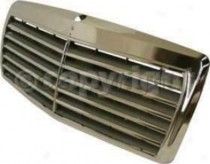1984-1989 Mercedes Benz 190d Grille Replacement Mercedes Benz Grille M070176 84 85 86 87 88 89