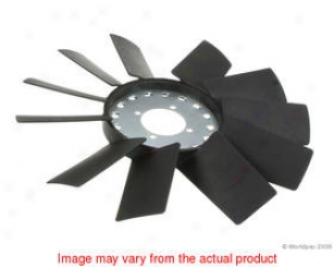 1985-1986 Bmw 524td Agitate Blade Mtc Bmw Fan Buck W0133-1614794 85 86