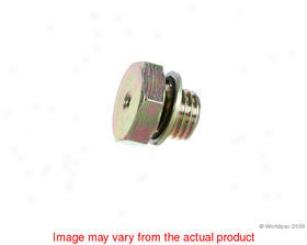 1985-1986 Chrysler Laser Oil Drain Plug Dorman Chrysler Oil Drain Plug W0133-1669431 85 86