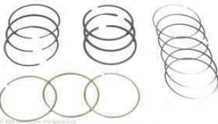 1985-1988 Chevrolet Sprint Piston Ring Set Beck Arnley Chevrolet Piston Ring Set 013-8170 85 86 87 88
