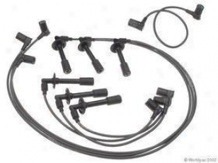 1985-1989 Porsche 911 Ignition Wjre Set Bosch Porsche Ignition Wire Set W0133-1601374 85 86 87 88 89