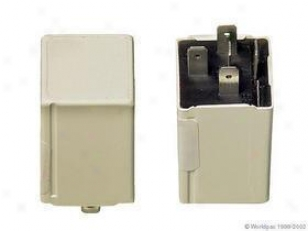 1985-1989 Volvo 244 Overdrive Relay Hella Volvo Overdrive Relay W0133-1623326 85 86 87 88 89