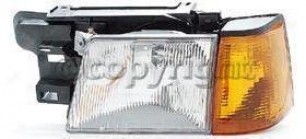 1985-1990 Ford Escort Headlight Replacement Ford Headlight 20-1601-00 85 86 87 88 89 90