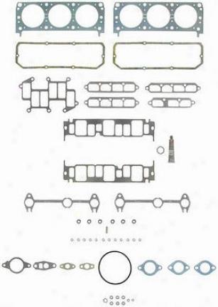 1985 Buick Skylark Cylinder Head Gasket Felpro Buick Cylinder Head Gasket Hs8699pt-6 85