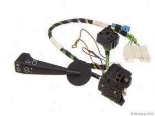 1986-1988 Bmw 528e Trun Signal Switch Oes Genuine Bmw Turn Signal Switch W0133-1605089 86 87 88