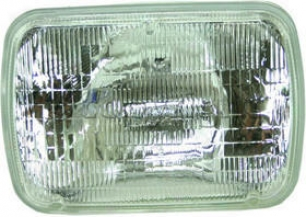 1986-1989 Acura Integra Headlight Sealed Shine Replacement Acura Headlight Sealed Beam Sb6054h 86 87 88 89