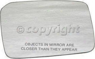 1986-1989 Acura Integra Mirror Glass Ppg Auto Glass Acura Mirror Glass 3116 86 87 88 89