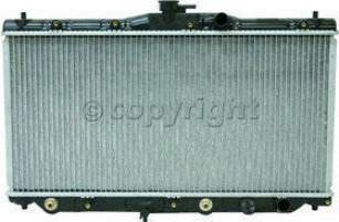 1986-1989 Honda Accord Radiator Replacement Honda Radiator P928 86 87 88 89
