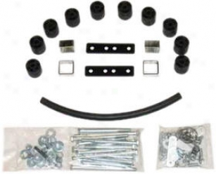 1986-1989 Toyota 4Messenger Boxy Lift Kit Perf Accessories Toyota Body Lift Kit 5082 86 87 88 89