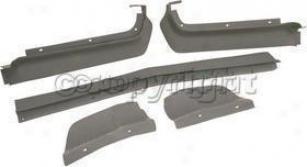 1986-1990 Chevrolet Caprice Bumper Filler Rsplaecment Chevrolet Full glass Filler C040320 86 87 88 89 90