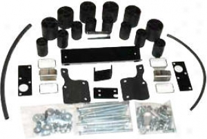 1986-1994 Nissan D21 Body Lift Kit Perf Accessories Nissann Body Lift Kit 4063 86 87 88 89 90 91 92 93 94