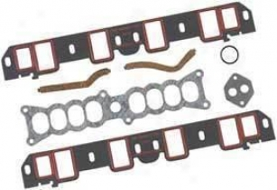 1986-1995 Ford Bronco Intake Manifold Gasket Mr Gasket Fordd Intake Manifold Gasket 5835 86 87 88 89 90 91 92 93 94 95