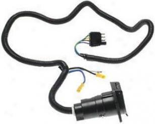 1986-1997 Acura Integra Trailer Wire Connector Standard Acura Trailer Wire Connector Tc424 86 87 88 89 90 91 92 93 94 95 96 97