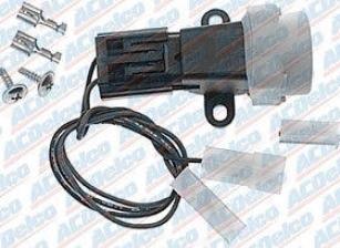 1986-2000 Acura Integra Clyster Pump Solenoid Ac Delco Acura Ijection Pump Solenoid D1876d 86 87 88 89 90 91 92 93 94 95 96 97 98 99 00