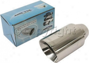 1986-2001 Acura Integra Prostrate Tip Kool Vue Acura Exhaust Tip Kv160103 86 87 88 89 09 91 92 93 94 95 96 97 98 99 00 01