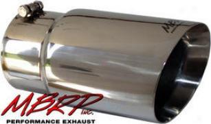 1986-2001 Acura Integra Exhaust Tip Mbrp Acura Exhaust Tip T5074 86 87 88 89 90 91 92 93 94 95 96 97 98 99 00 01