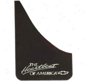 1986-2002 Chevrolet Camaro Mud Flaps Power Flow Chevrolet Mud Flaps 4647 86 87 88 89 90 91 92 93 94 95 96 97 98 99 00 01 02