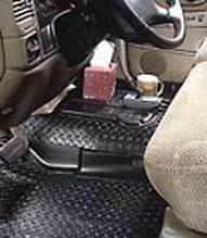 1986-2004 Ford Ranger Floor Liner H8sky Liner Ford Floor Liner 82601 86 87 88 89 90 91 92 93 94 95 96 97 98 99 00 01 02 03 04