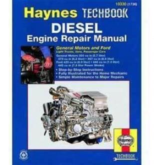 1986 Chevrolet K5 Blazer Repair Manual Haynes Chevrolet Repair Manual 10330 86