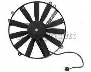 1987-1989 Mercedes Benz 260e Fan Motor Replacement Mercedes Benz Fan Motor M160603 87 88 89