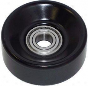 1987-1990 Jeep Wrangler Accessory Belt Idler Pulley Crown Jeep Accessory Belt Idler Pulley J3239821 87 88 89 90