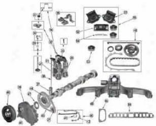 1987-1990 Jeep Wrangler Motor And Transmission Mount Crown Jeep Motor And Transmission Mount J0945266 87 88 89 90